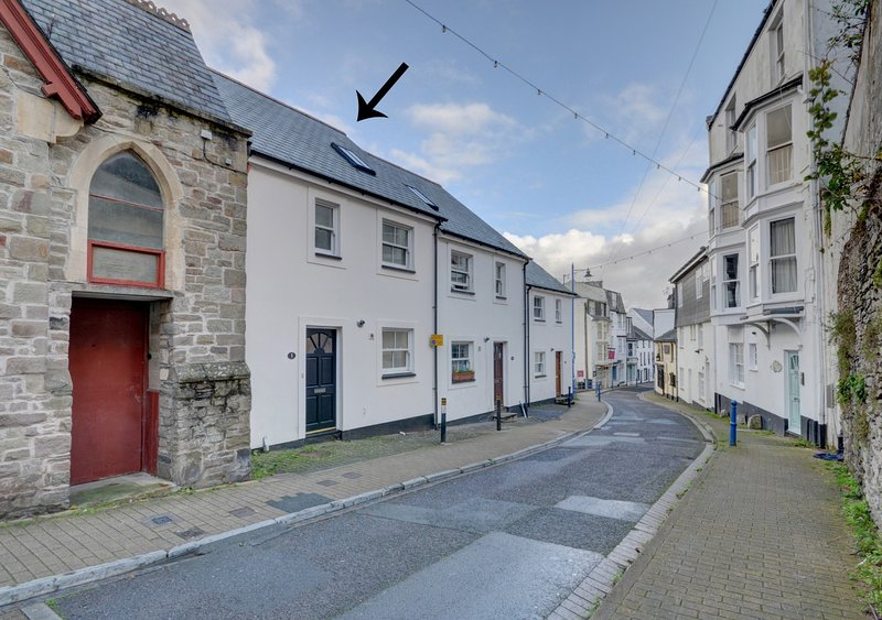 Sea Fore, holiday rental in Ilfracombe