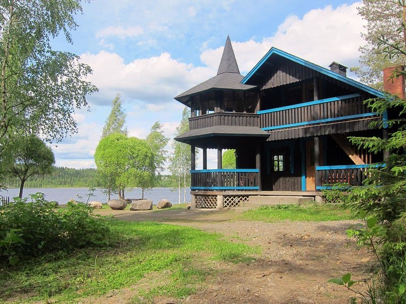 Kiviniemi, casa vacanza a Kitee