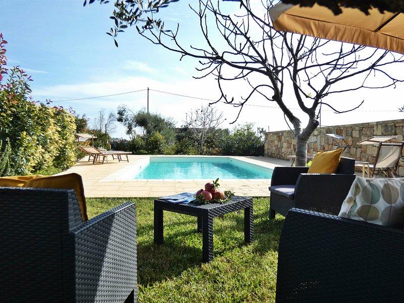 Lentisco - Residenza Arcangela con Piscina nel Salento, vacation rental in Montesardo