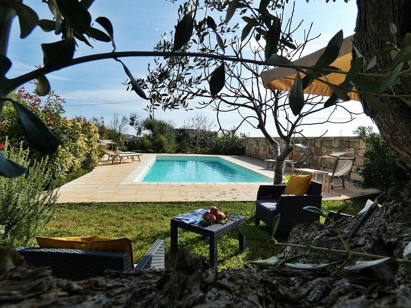 Corbezzolo - Residenza Arcangela con Piscina nel Salento, vacation rental in Montesardo