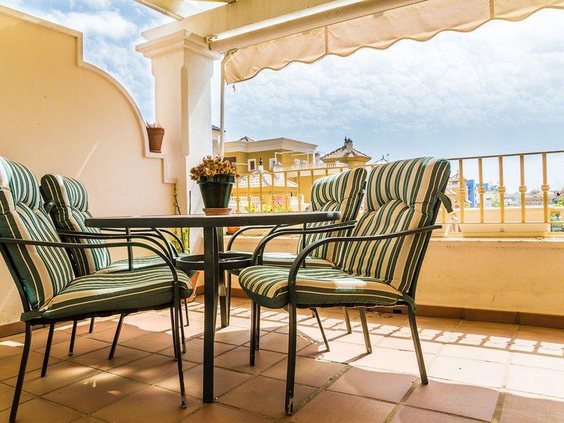Las Dunas, holiday rental in Punta del Moral