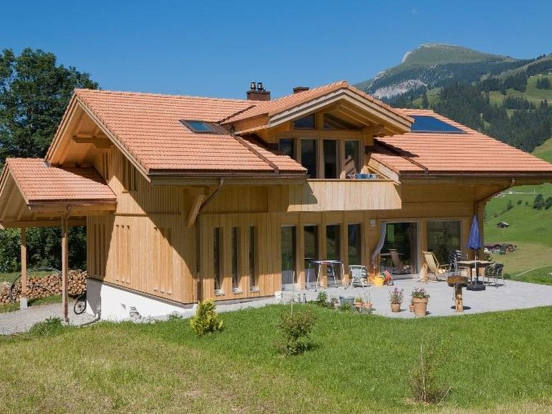 Anno Domini, vacation rental in Adelboden