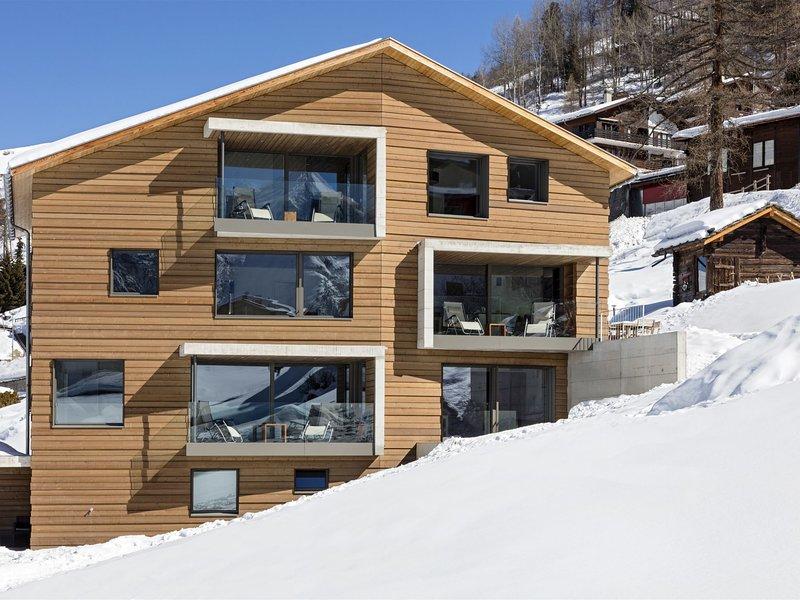 Sera Lodge, Wohnung Brunegghorn, location de vacances à Eischoll