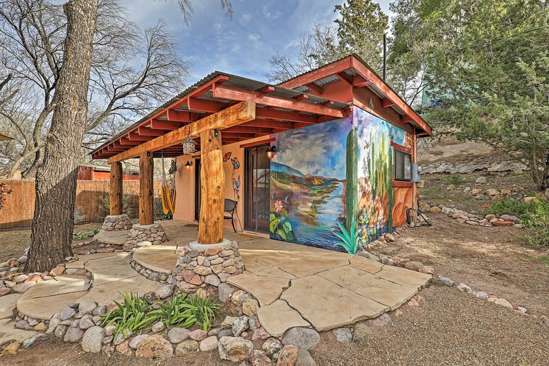NEW! Charming 'Casita Colibri' Romantic Retreat!, holiday rental in Nogales