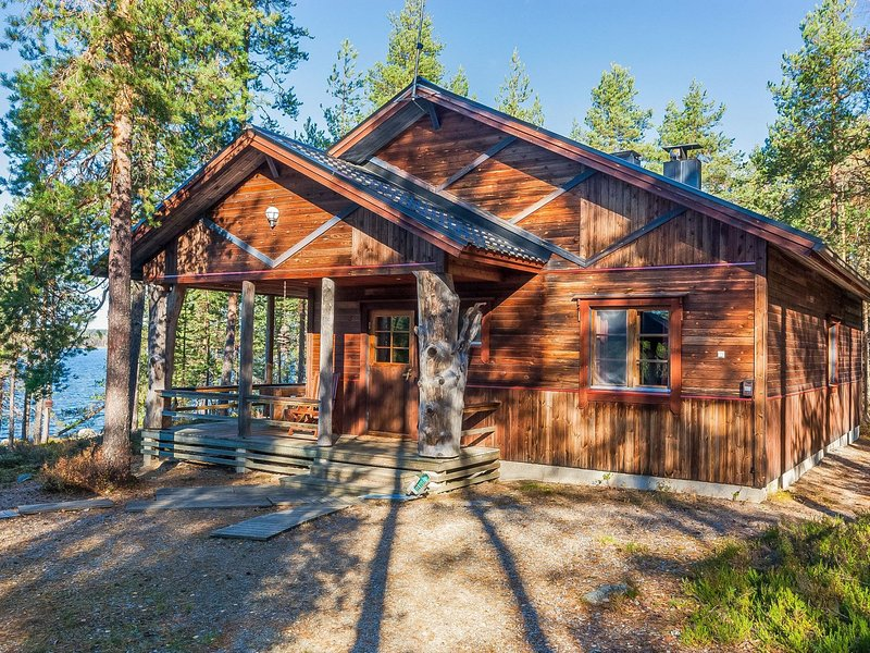 Huljakka, holiday rental in North Karelia