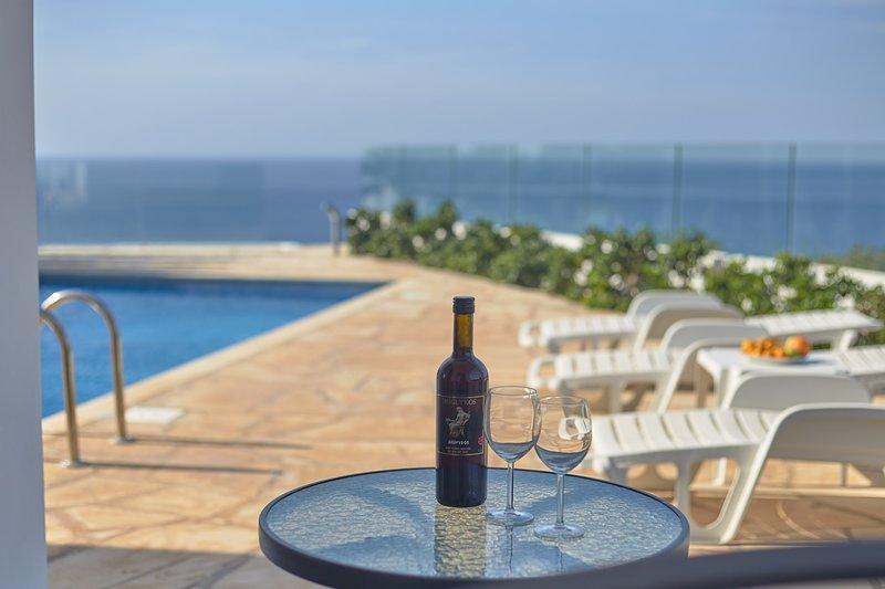 Stunning Modern Villa at the Akamas Overlooking Lara Bay Stunning Sea Views, holiday rental in Lara