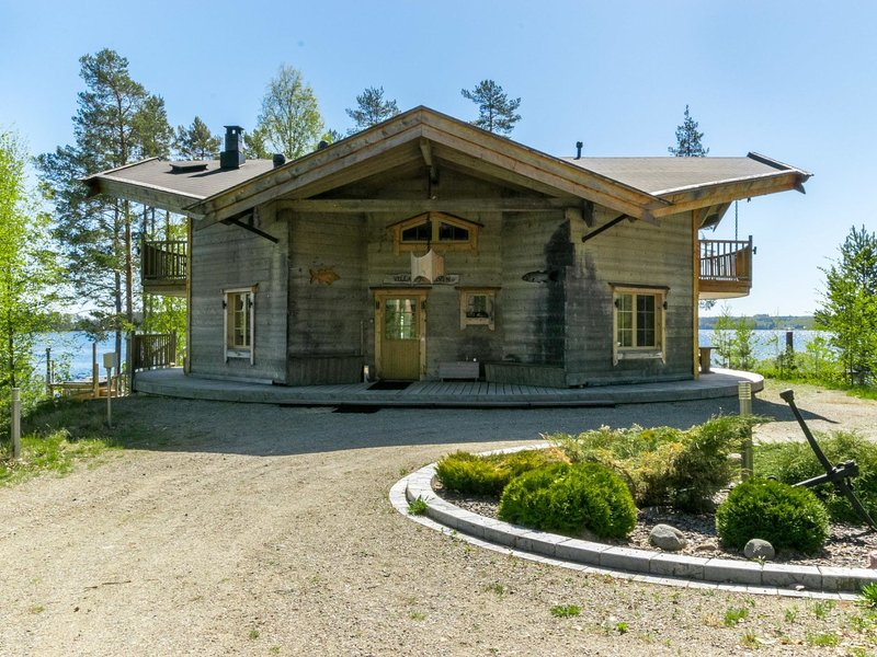 Villa pyöriäinen, location de vacances à Savonranta