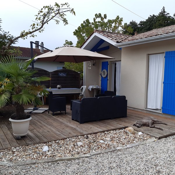 Amazing house near the beach & Wifi, vacation rental in Taussat