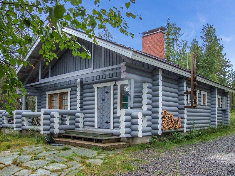 Kujalan lomat 1, holiday rental in Rukajarvi