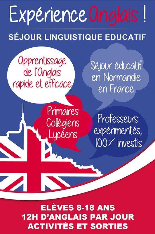 Expérience Anglais - Séjour Anglais en France, alquiler vacacional en La Lande-d'Airou
