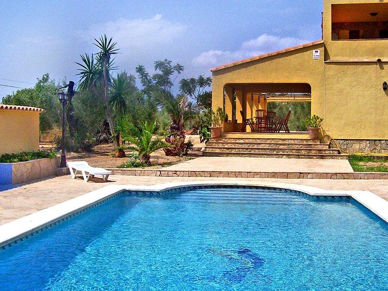 Casa Ulldellops, alquiler de vacaciones en L'Ampolla