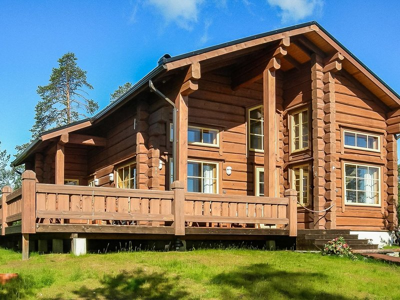 Aamunkoi, vacation rental in Ivalo