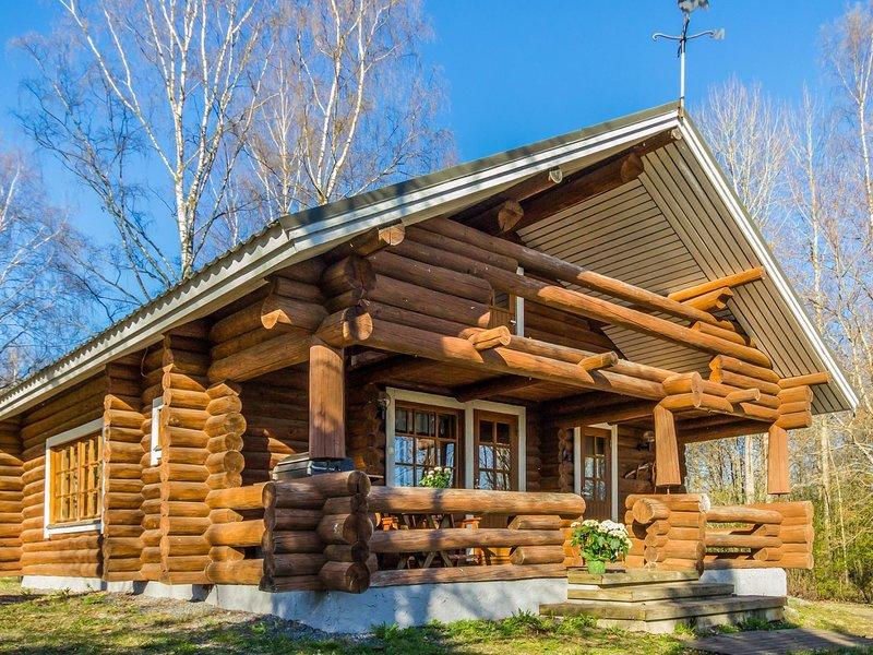 Kaaposniemi, holiday rental in Luopioinen