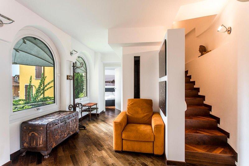 Villa Glicine, casa vacanza a Gardone Riviera