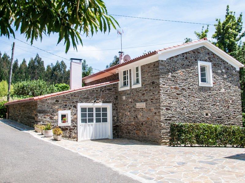 El Olivo, holiday rental in Pontedeume