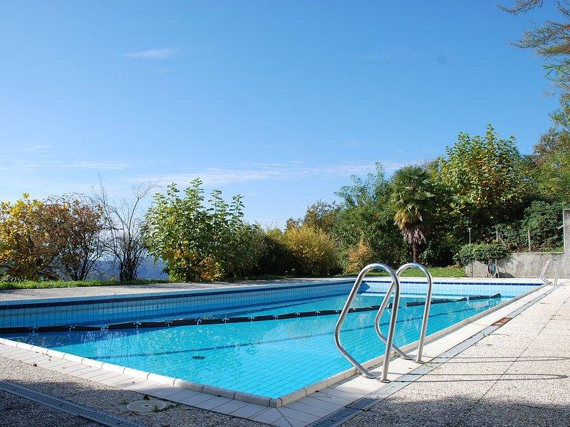 Residenza ai Castagni, holiday rental in Molinazzo di Monteggio