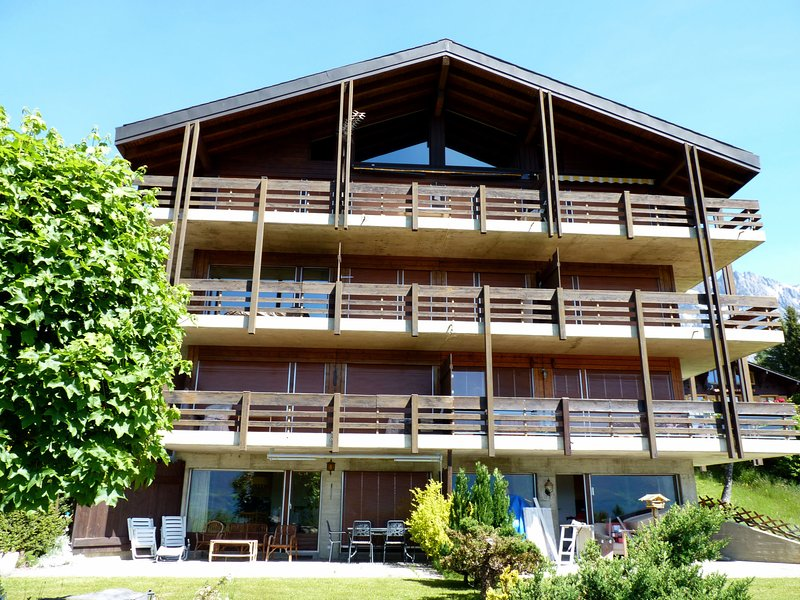 Le Zenith, vacation rental in Ovronnaz