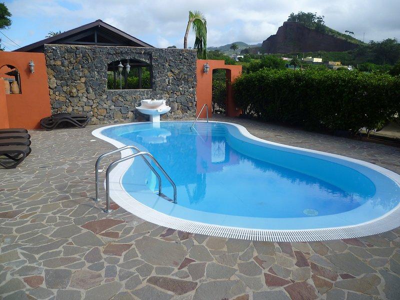 Luxusfinca auf Teneriffa, casa vacanza a Guamasa