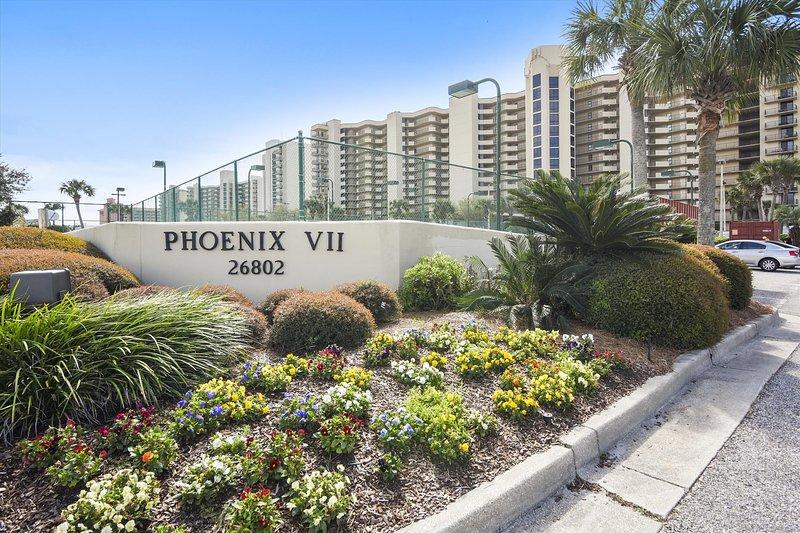 Front Entrance to Phoenix VII