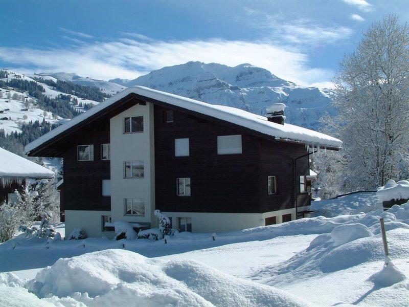 Aegertenstrasse 18 # 1, location de vacances à Matten bei Interlaken