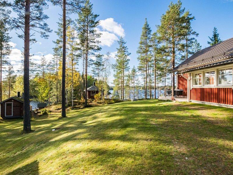 Kannonniemi, holiday rental in Ristiina