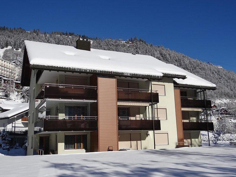 Blumenweg 8, aluguéis de temporada em Engelberg