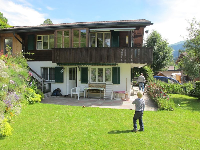 Helene, vacation rental in Adelboden