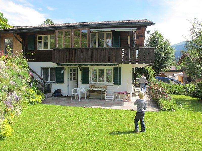 Helene, vacation rental in Achsete
