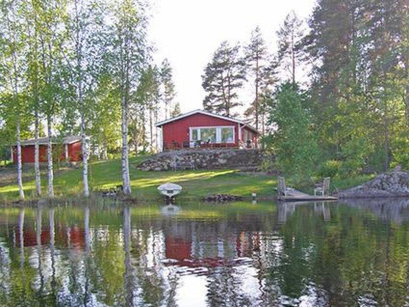 Ellilä, holiday rental in Rautavaara