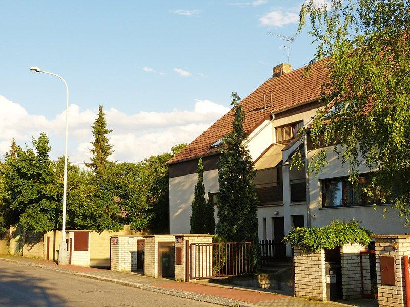 Hodkovičky, holiday rental in Jiloviste