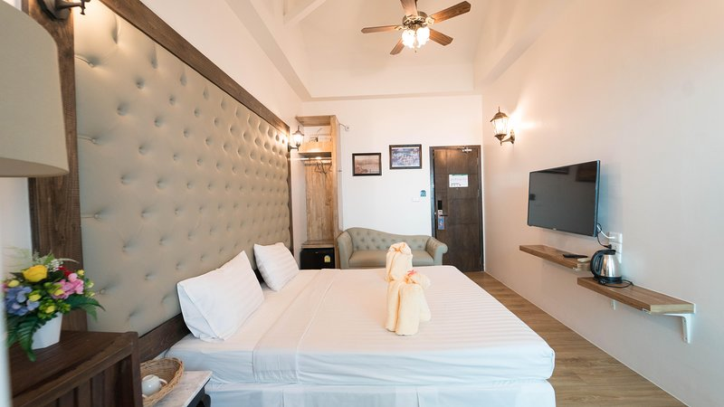 Where the luxury combined nature at Chiang Mai, holiday rental in San Phranet