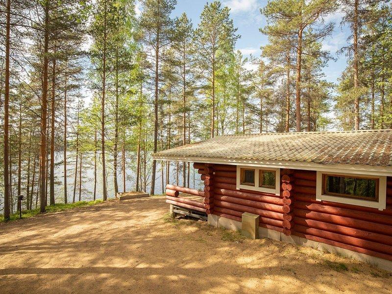 Pohosniemi, holiday rental in Hirvensalmi