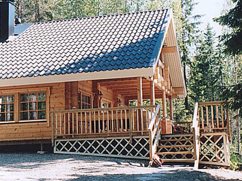 Linnunlaulu, holiday rental in Lapinlahti