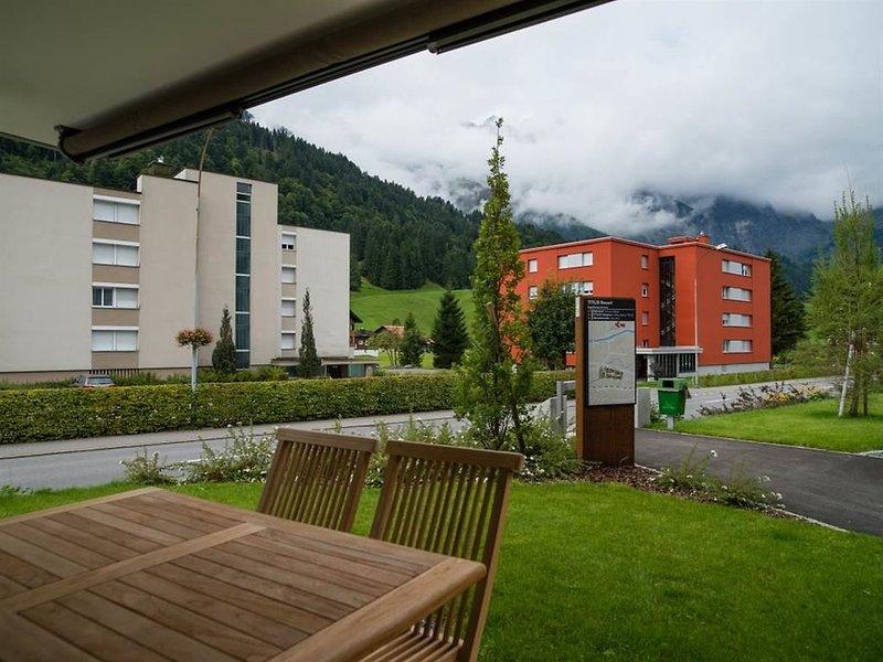 TITLIS Resort Wohnung 505, holiday rental in Wolfenschiessen