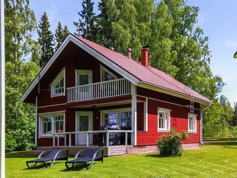 Lauttavalkama, holiday rental in Luopioinen
