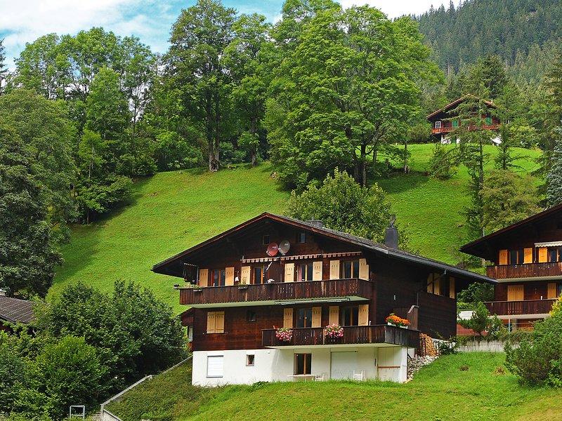 Chalet Blaugletscher, holiday rental in Grindelwald