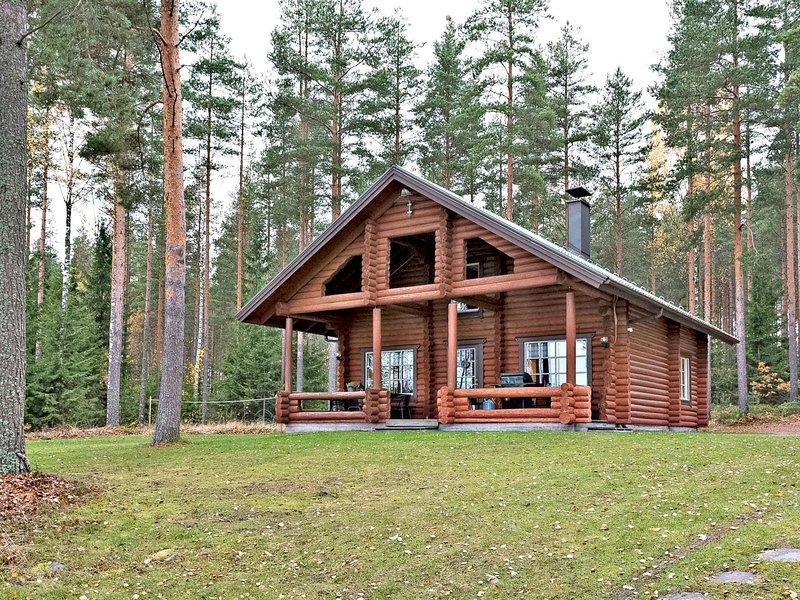 Raatiannokka, holiday rental in Jamijarvi