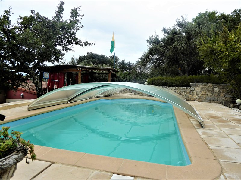 Gîtes de Cayenne swimming pool - Swimming pool to be shared with the owners