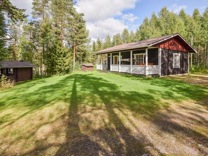Sieralahden lomakylä, nr 2, location de vacances à Savonranta