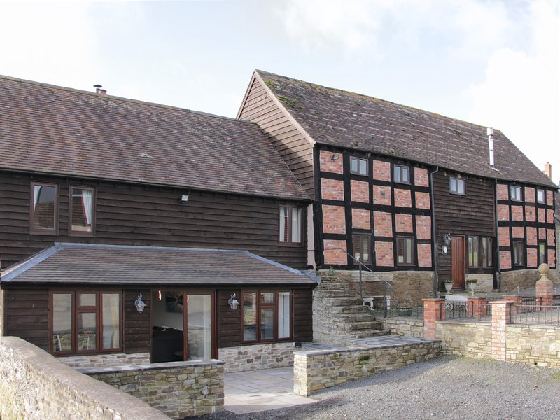 Alders View Coach House, Craven Arms, holiday rental in Diddlebury