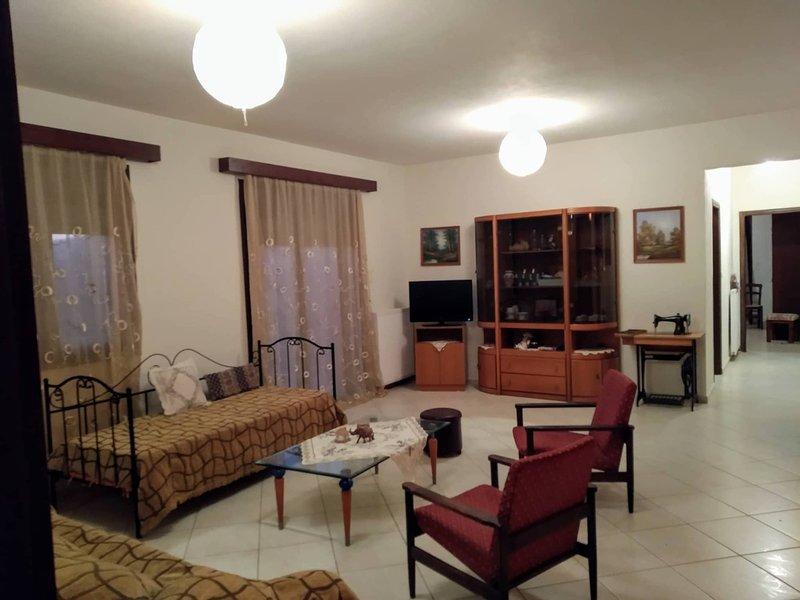 Vallias House In Gonia, holiday rental in Kastellos