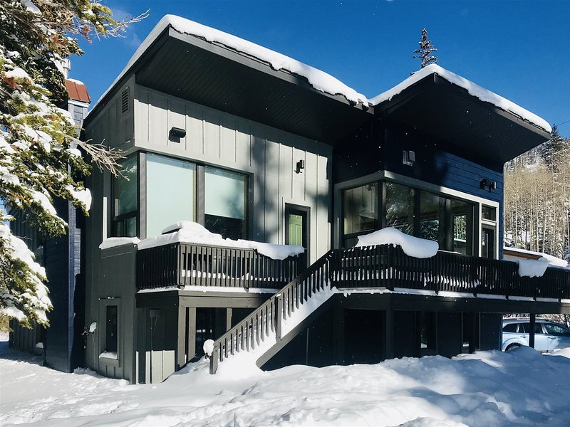 Slopeside, vacation rental in Brighton