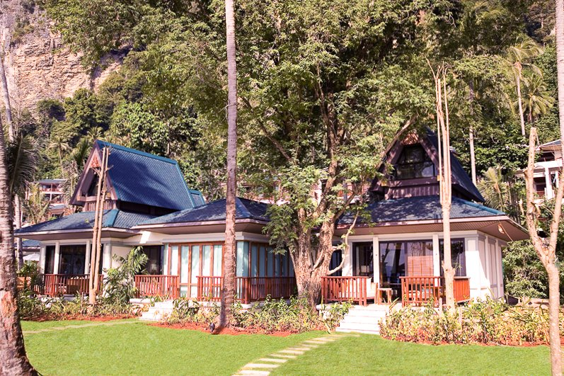 Railay Beach Villa Sleeps 5 with Pool - 5821652, vacation rental in Railay Beach