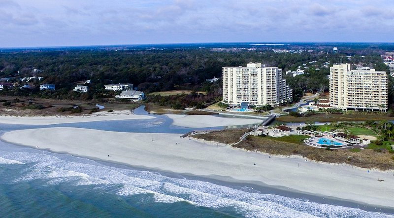 The Bama Breeze at Ocean Creek Resort, location de vacances à North Myrtle Beach