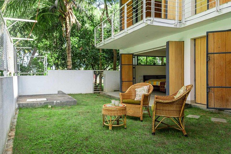 Davey's Townhouse by Vista Rooms, aluguéis de temporada em Kochanahalli