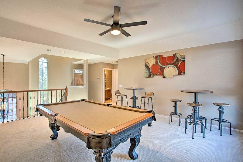 Game Room | Pool Table