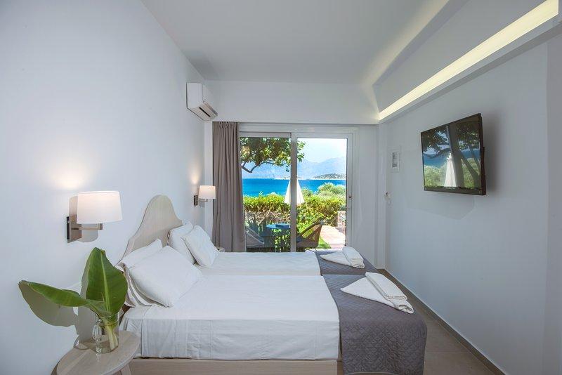 Luxury Studio for 2, holiday rental in Choumeriakos