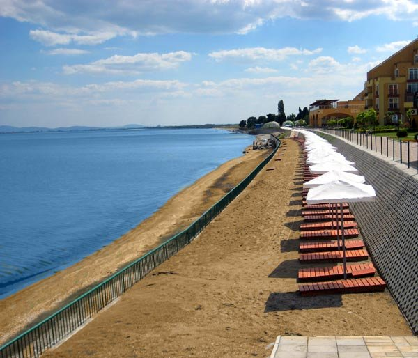Midia Grand Resort H202 - Nice studio for 4 people with partial Sea View, holiday rental in Kableshkovo