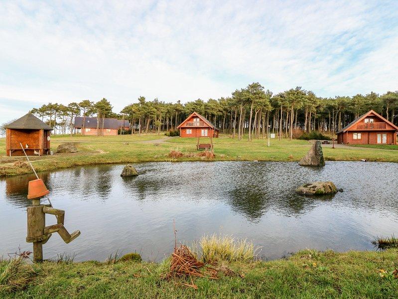 Oak Lodge, Aberchirder, holiday rental in Cornhill
