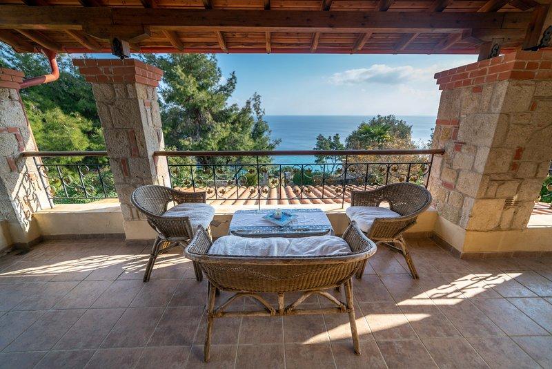 Zennova #18 Villa Sea-Cret, location de vacances à Afitos